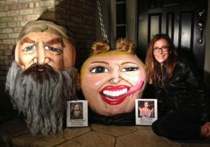 "2013 - Phil Robertson ""Duck Dynasty"" 171 lbs. and Miley Cyrus ""A Wrecking Ball"" 262 lbs."