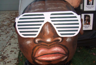 2009 - Kayne West Pumpkin 296 lb.