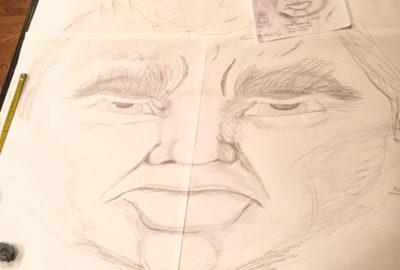 Trumpkin Sketch