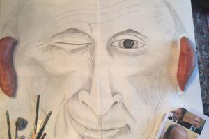 2016 - Vladimir Putkin sketch